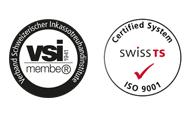 VSI und Swiss TS Logo